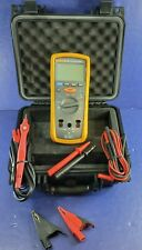 Fluke 1507 Insulation Tester Excellent Screen Protector Case Accessories