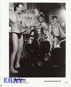 Craig-Russell-as-Eartha-Kitt-barechested-men-VINTAGE-Photo-Too-Outrageous