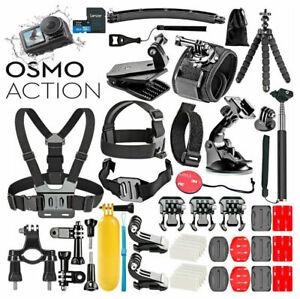 DJI-Osmo-Action-4K-Cam-Digital-Camera-Deluxe-Mega-Bundle-Accessories-32GB