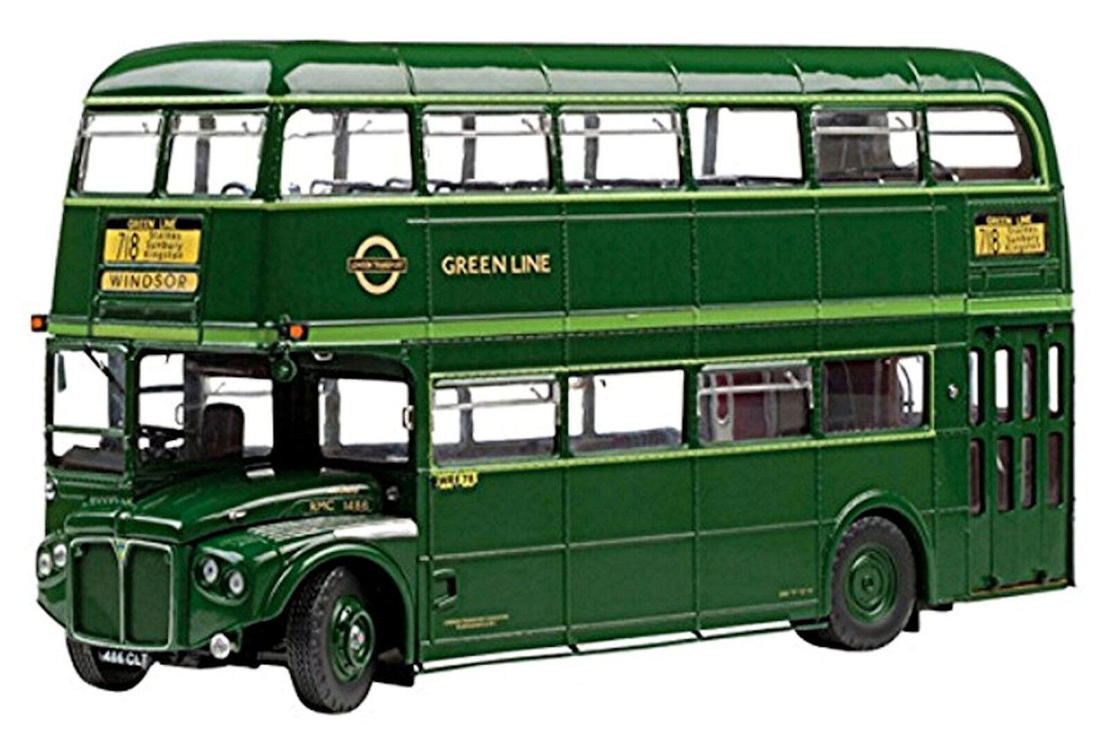 Autobús Autobús Autobús routemaster rmc1469 - 469clt - 1958 línea verde 1  24 sunEstrella 2912 f16