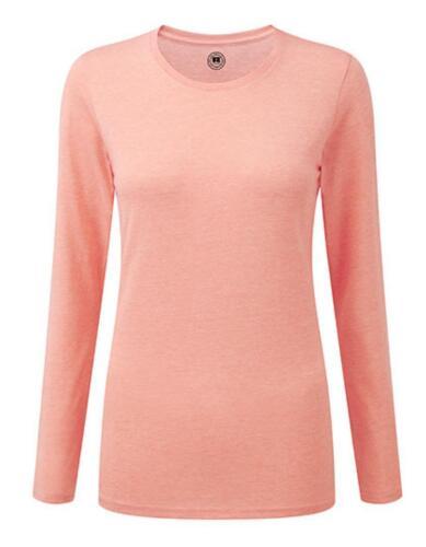Langarm HD T-Shirt für FrauenOeko-Tex®Russell