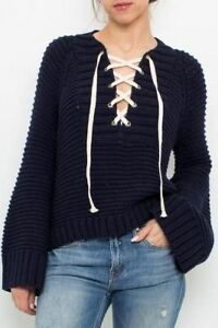 Knit Lace Uk Petite 6 Ulla Johnson Up Marland Sweater wzqqIP