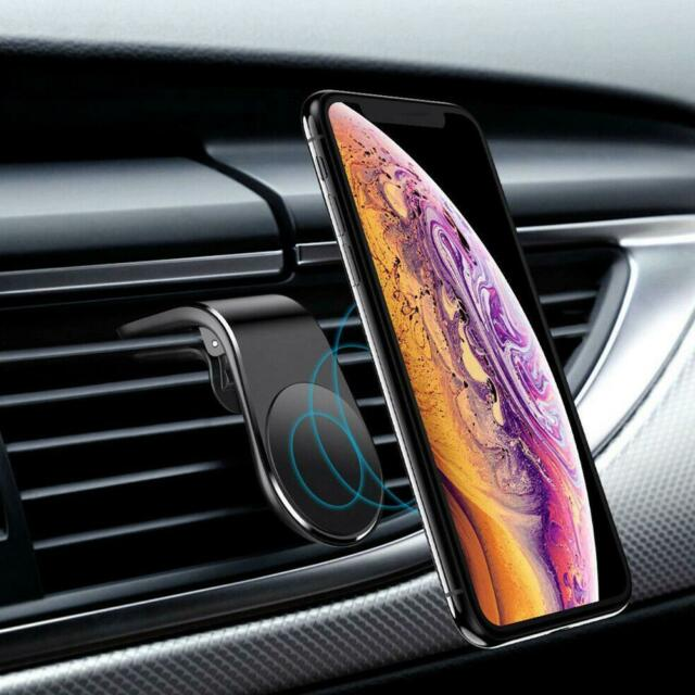 Car Universal Magnet Magnetic Air Vent Stand Mount Holder For Mobile Cell Phone
