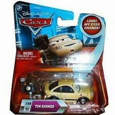 Disney Pixar Cars Die Cast Look My Eyes Change Tim Rimmer #129 NEW
