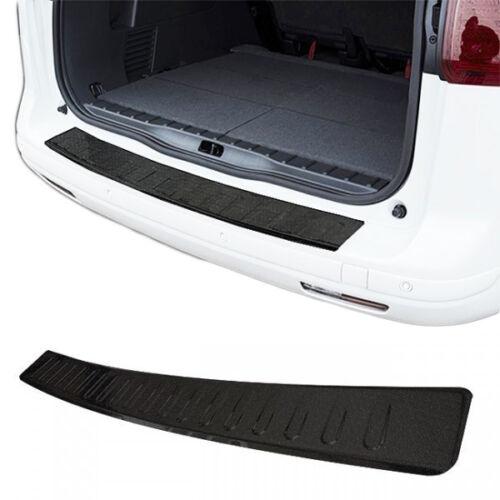 Premium Ladekantenschutz mit Abkantung Leiste Schutz in Schwarz für VW T4 IV