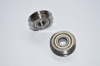 16pcs new W RM2ZZ 3//8/'/' 9.525*30.73*11.1mm W Groove Ball Wgroove Bearing RM-2ZZ