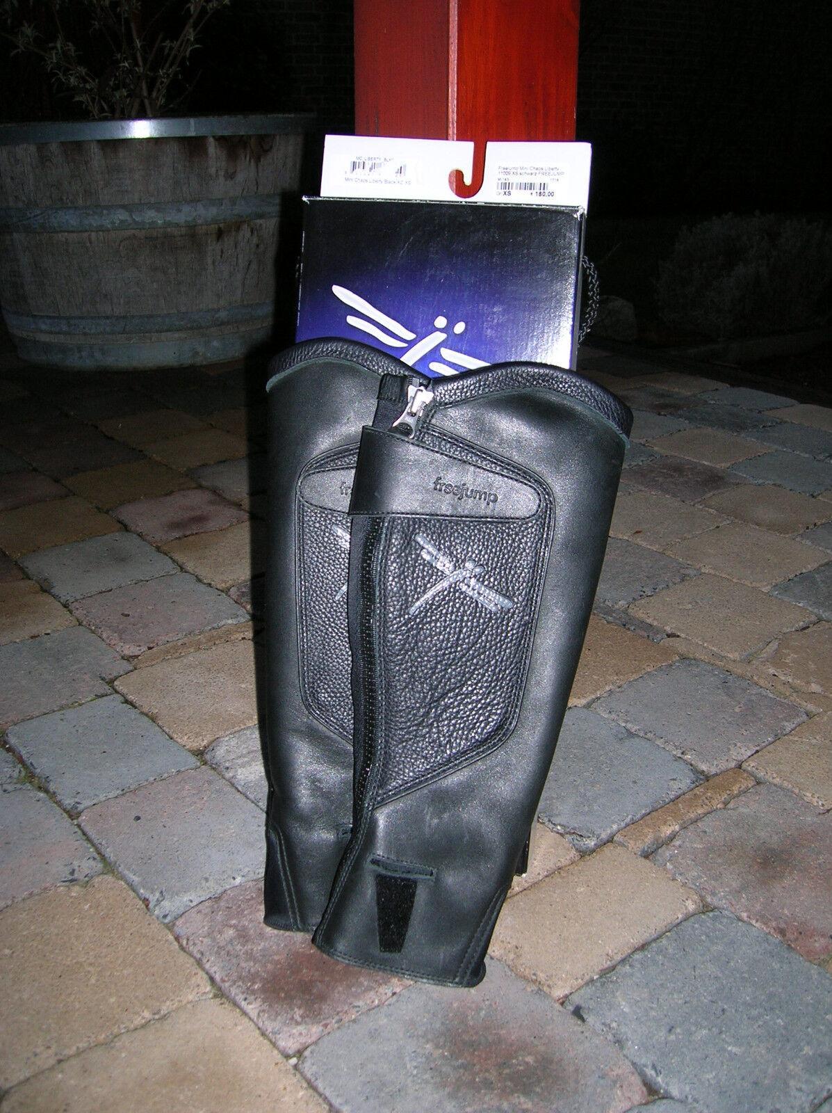 FREEJUMP Minichaps Liberty XC - Gr. XS XS XS - Top-Angebot  - Neuware 67950b