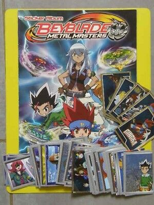 Collectibles Knowledgeable Album Vide Panini Beyblade Metal Masters Avec 148/210 Images A Coller Ss Doubles To Rank First Among Similar Products Non-sport Trading Cards