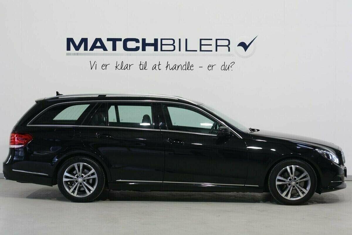 Mercedes E350 3,0 BlueTEC Avantgarde stc. aut. 5d