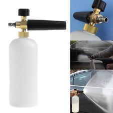 Adjustable Snow Foam Lance Washer Car Wash Gun Soap Pressure Washer Bottle
