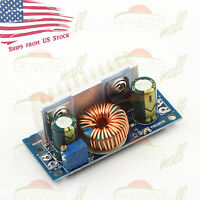 Dc-dc Boost Step Up Converter 4.5-32v To 5-42v 6a Adjustable Power Supply Module