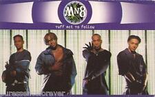 MN8 - Tuff Act To Follow (UK 2 Track Cassette Single)