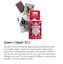 12x-Decks-Bulk-Buy-Queen-039-s-Slipper-52-039-s-Playing-Cards-Blue-Red-Casino-Quality thumbnail 3