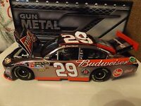 Kevin Harvick 29 Budweiser Gun Metal Impala Action 1/24 2012 1 Of 283