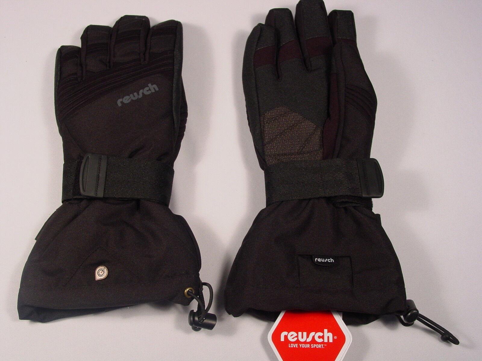 Reusch Snowboard Handgelenkbandage Schutz Handschuhe Rtexxt Erwachsene M 8.5