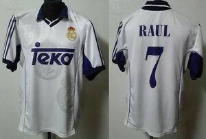 MONDO-REPLICA-MAGLIA-REAL-MADRID-RAUL-7-1-HOME-XL-2000-2001