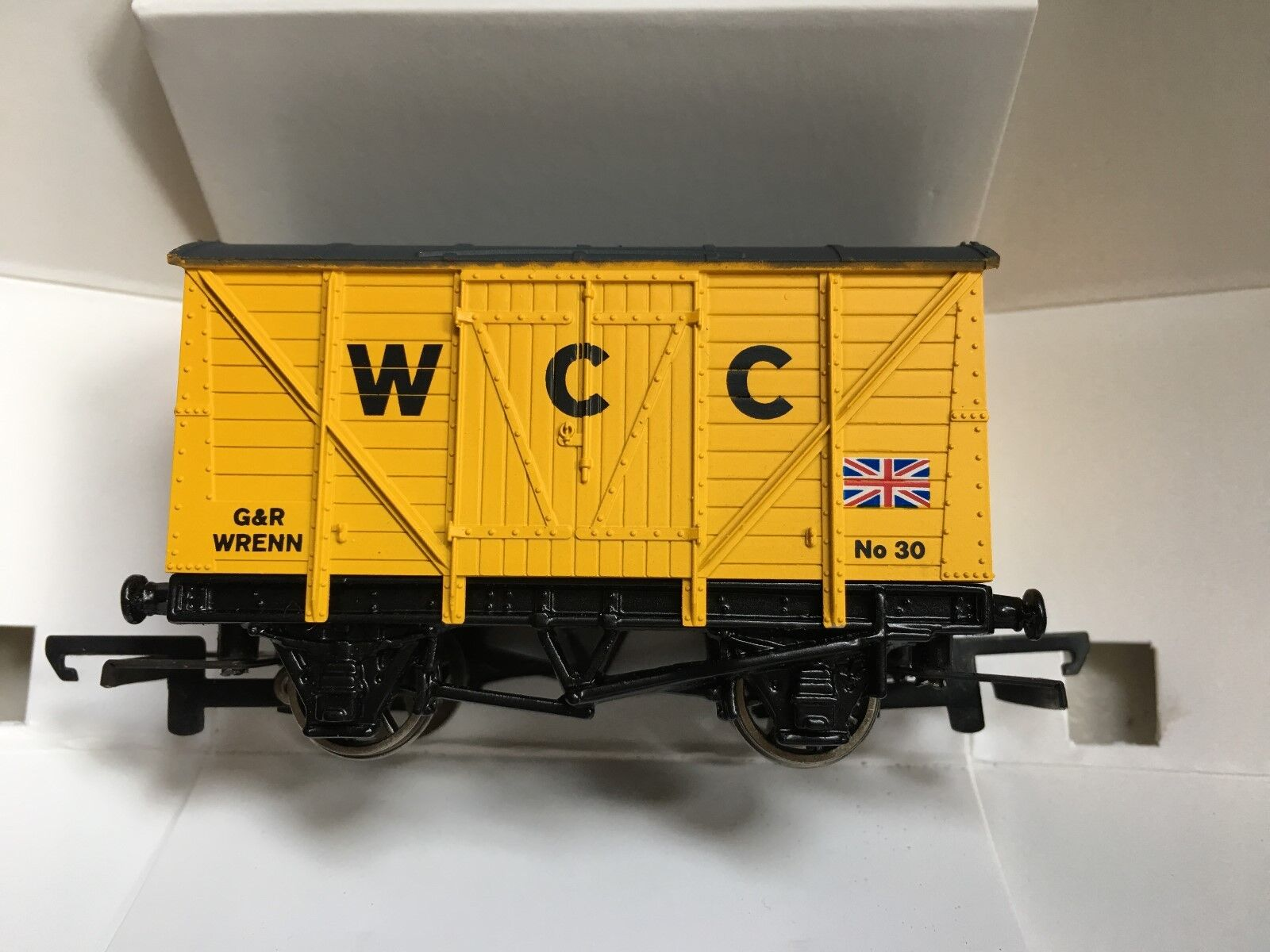 WRENN W5305 YELLOW WCC 2012 VENT Wagon - Brand New