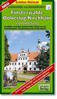 Radwander- und Wanderkarte Finsterwalde, Calau, Doberlug-Kirchhain und Umgebung 1:50 000 (2014, Mappe)