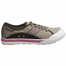 NEW Columbia Sportswear Joely Lace Up Shoes Cotton Canvas, US 6.5 M
