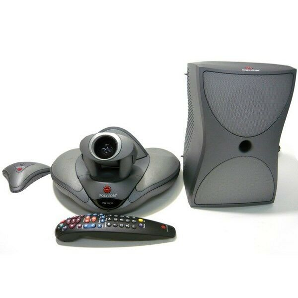 Polycom VSX7000S VGA IP Complete System with Warranty