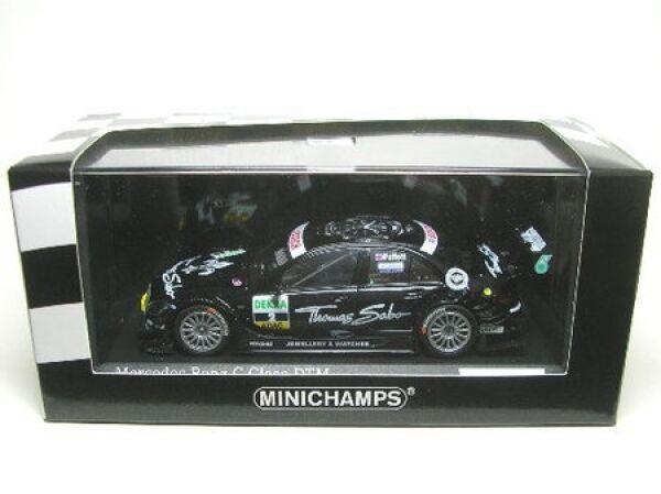 Mercedes-Benz Clase C No.2 G. Paffett DTM 2011