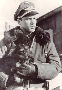 WW2-WWII-Photo-German-Luftwaffe-Ace-Hans-Philipp-World-War-Two-2545