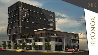 Oficina Penthouse Venta - Renta Plaza Kronos GL2