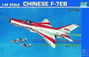 TRUMPETER-9362217-Shenyang-Chengdu-f-7-EB-1-32-avion-modele-Kit