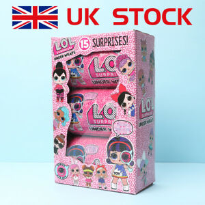 Lol 3 Layer Surprise Ball Series Doll Mystery Kids Toy With Light Baby Girls Toy 615150994170