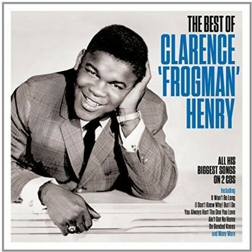 Clarence Henry Frogman - Best of [New CD] UK - Import