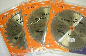 250mm-Dia-MTL-Brand-TCT-Circular-Saw-Blades-For-Wood-Choose-24T-40T-60T-80T