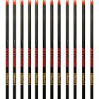 Gold Tip Arrows 2016 Hunter 340 400 500 1 Dozen Black Shafts