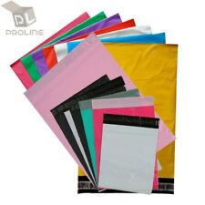 Any Size Poly Mailer Self Sealing Shipping Envelopes Mailing Bags Plastic 25mil