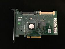 DELL POWEREDGE E2K-UCS-61-B SAS RAID CONTROLLER CARD P//N JW063 0JW063