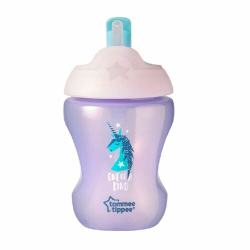 Tommee Tippee Straw Cup 7+m 230ml Unicorn One of Kind 1 2 3 6 12 Packs