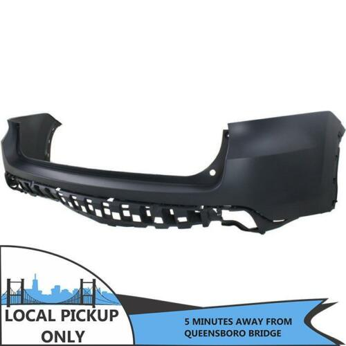 NEW REAR UPPER BUMPER COVER FIT TOYOTA HIGHLANDER 2014-2018 TO1114100