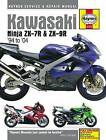 Kawasaki ZX7R Ninja Motorcycle Service and Repair Manual by Haynes Publishing Group (Paperback, 2015)