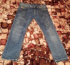 DIESEL THANAZ Herren Jeans W32 L27 Modell THANAZ, Authentisch