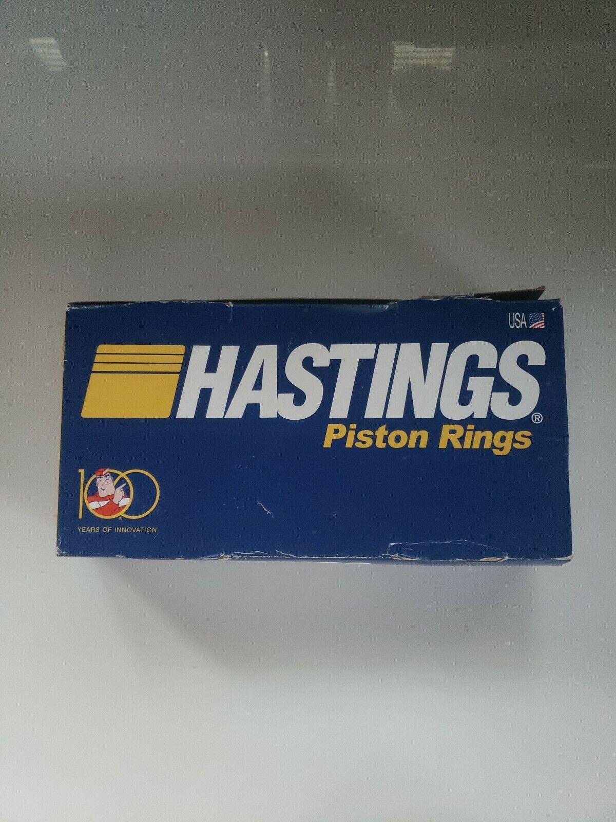 Hastings 2M4978040 8-Cylinder Piston Ring Set