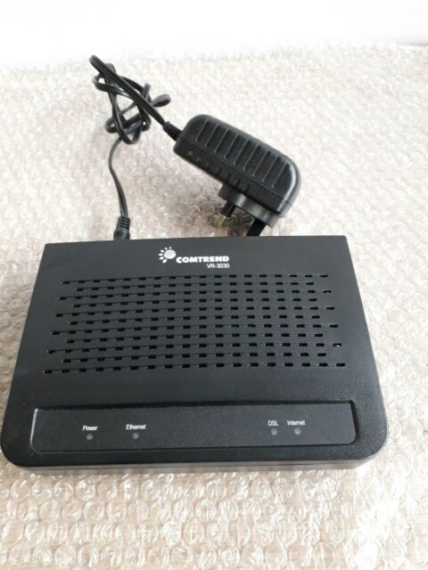 Comtrend VR-3030, FREE SHIPPING FROM UK, INC VAT