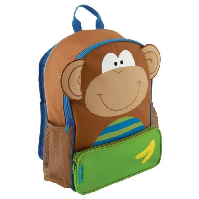 Monkey Sidekick Backpack by Stephen Joseph