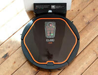 Robot Vacuum Cleaner With Camera Mapping - Made In Korea, Not China