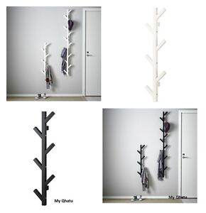 Image Is Loading Ikea Tjusig Wall Hanger Hat Rack Coat