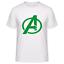 Avengers-Famous-Infinity-Film-de-guerre-Logo-T-Shirt-hommes-amp-femmes-tee miniature 4