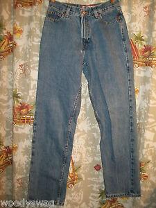 Old-Navy-Blue-Jeans-size-4-Regular-100-Cotton-Light-Fray