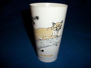 JAGUAR Slurpee Cup SAVE LIVING THING Endangered Animals 7-11 Eleven CHUCK RIPPER