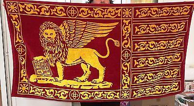 Asciugamano Telo Mare Veneto 2019 Bandiera Repubblica Veneta