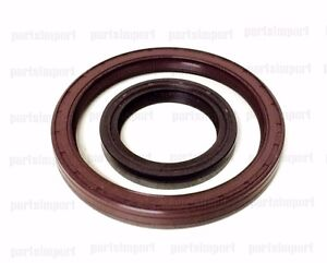 Front And Rear Crankshaft Seals Victor Reinz Bmw E36 E46 M3 E34 E39 X3 X5 Z3 Z4 Ebay