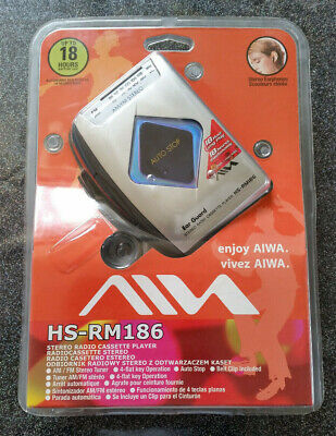 Walkman Aiwa Casette Player / Neuf Blister . New Sealed