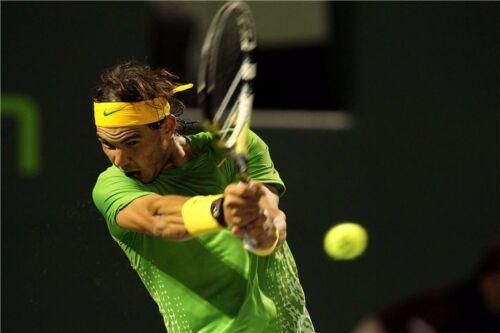 "Rafa Rafael Nadal Tennis Grand Slam Wall 36/""x24/"" Poster R16"